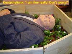 death of deutsche bank