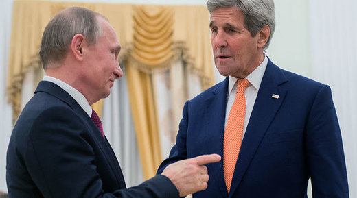 US war hawks on the move: Leaked Kerry recordings expose fear of Russian victory