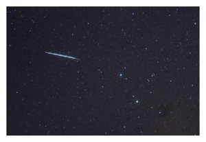 Meteor over Cyprus