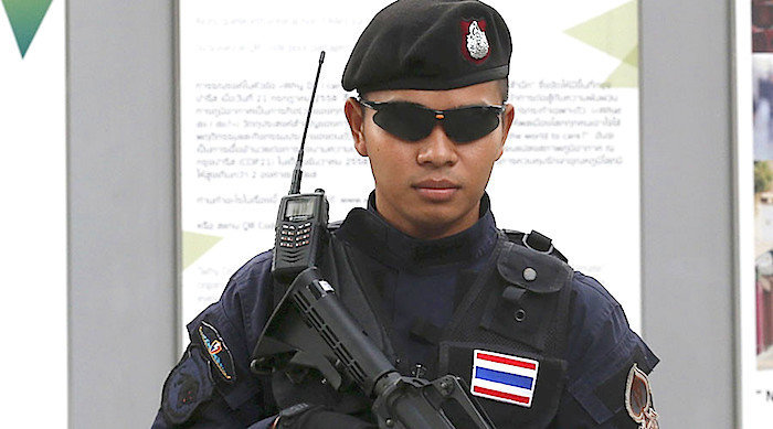 thailand police hint possible bomb attack on tourist spots -- puppet masters