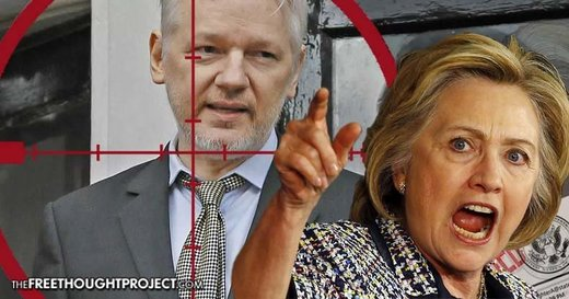 Assange's internet connection cut by 'state party' as Wikileaks releases more Podesta emails