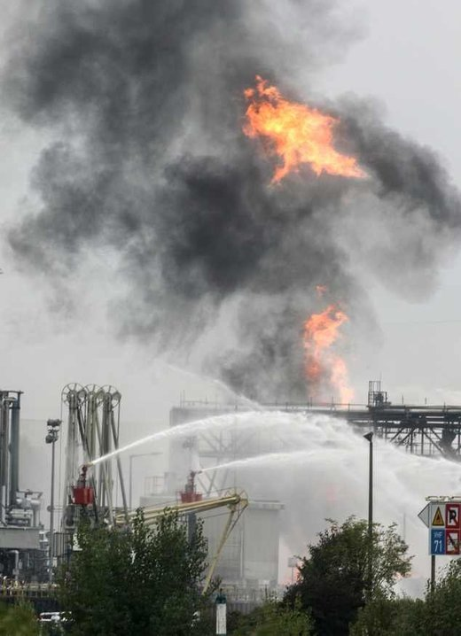 Update: 2 dead, at least 6 injured in massive blast at BASF chemical plant in Germany