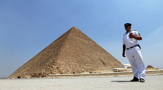 Mysterious chambers uncovered in Great Pyramid of Giza