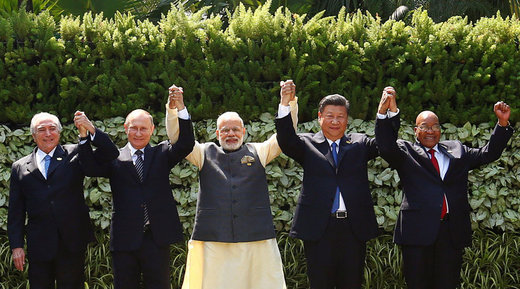 BRICS playing the long game, one step at a time