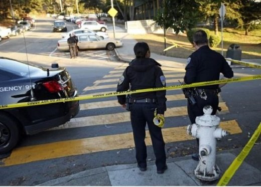 San Francisco: Four men open fire on high school students