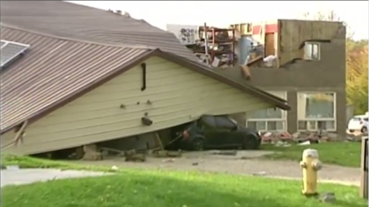 Tornado causes damage in Ontario, Canada; 11th so far this year