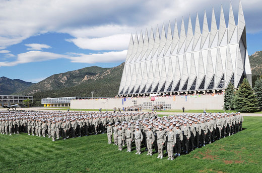 US Air Force base poisons Colorado Creek with cancer-causing chemicals