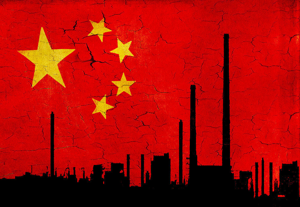 the economy of china After decades marked by population growth, major trade agreements, and a very  open economic policy, china went out to become a local.