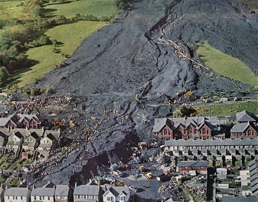 Remembered: The day Aberfan shocked the world 50 years ago