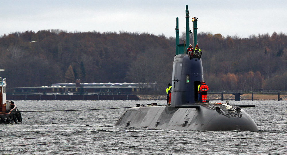 Israel Nuclear Weapons >> Israel looks to buy three new nuke-capable subs - UPDATE: Germany signs off on subs deal ...