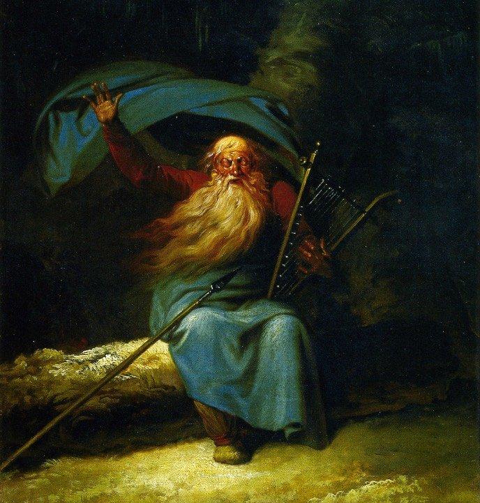 18th century Scottish 'Ossian' epic likely borrowed heavily