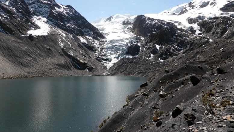 Retreat of Glaciers in Glacier National Park