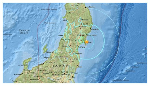 Honshu Earthquake