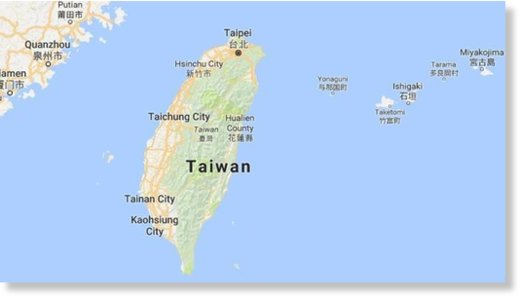 A 5.4-magnitude earthquake struck Taiwan early on Friday, the US Geological Survey said