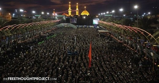 In defiance of ISIS, 20 million Shia Muslims mark holy day of Arbaeen in Iraq
