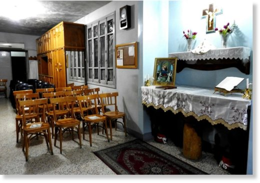 syrian church chapel