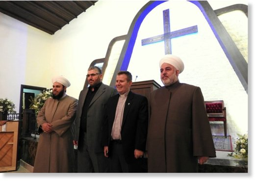 aleppo religious leaders