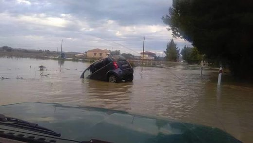 Floods in Greece leave 1 dead