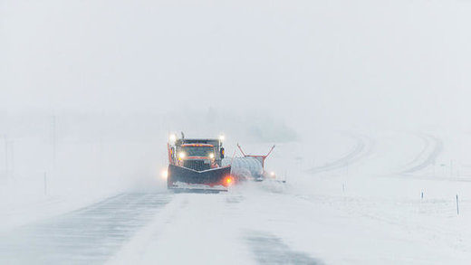 Winter storm forces stretches of I-94, I-90 to close in parts of North Dakota and South Dakota