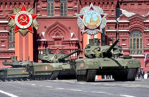 About that Russian defense spending: It's the ekonomika, stupid