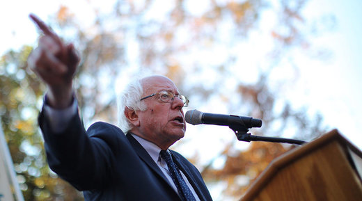 Sanders' speech: US headed for 'economic & political oligarchy' if people don't act