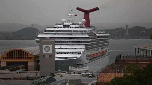 Two American men mysteriously found dead on cruise ship docked in Puerto Rico