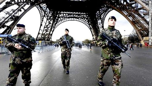 'Attack Emergency': France's new and highest level of security alert