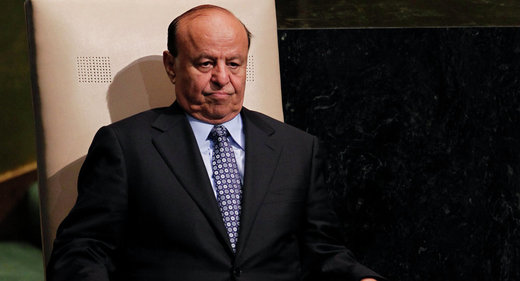 Yemeni President Hadi refuses to adopt peace plan proposed by UN