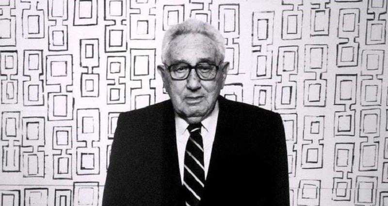 New World Order Dr Evil Henry Kissinger Trump Turned The American