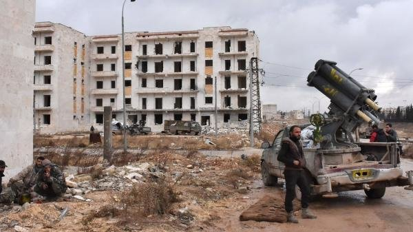 ЕС предлагает деньги режиму Асада за мирную сделку в Сирии