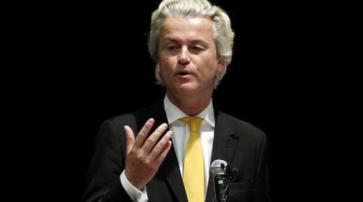 Dutch Parliamentarian Geert Wilders