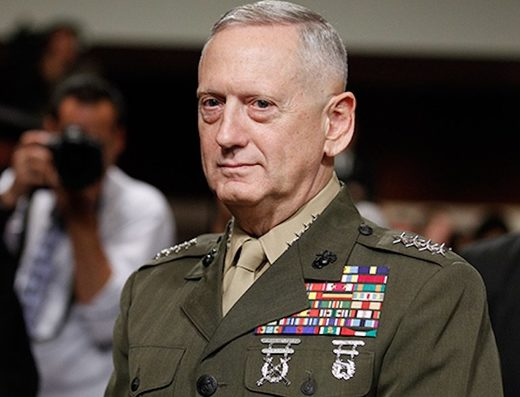 Trump's Secretary of Defense James Mattis tells Congress: 'Putin is trying to break NATO, the US must push back""