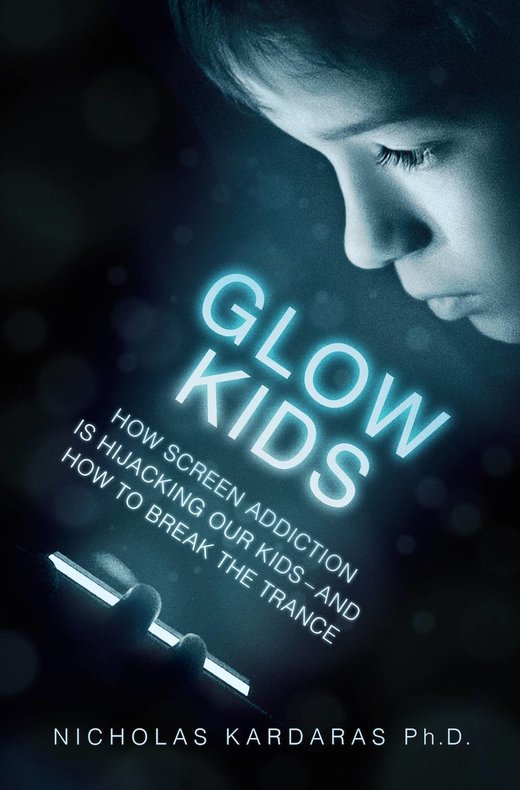 Glow Kids: The growing issue of childhood screen addiction