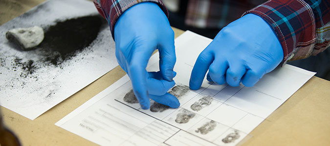forensics and the criminal justice system Crime laboratory system - forensic science history  nys criminal justice links  tele-forensics and training involving the use of simulated crime scenes.