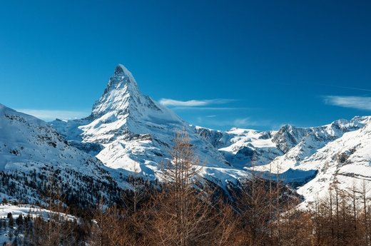 Matterhorn in the Alps