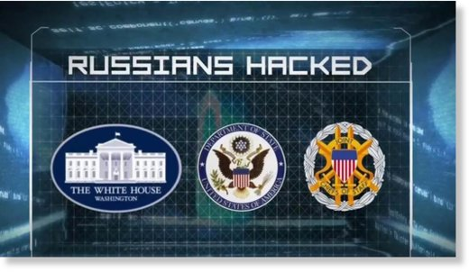 russia hacking
