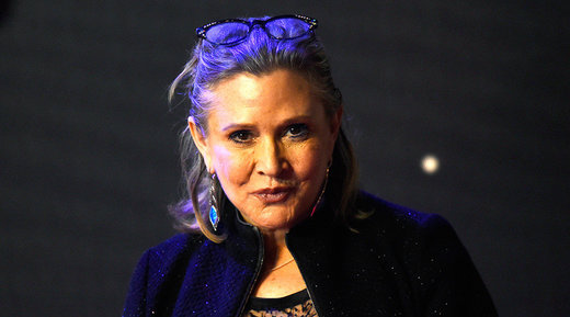 Actress Carrie Fisher, Star Wars' Princess Leia, dies at 60 - FAKENEWS
