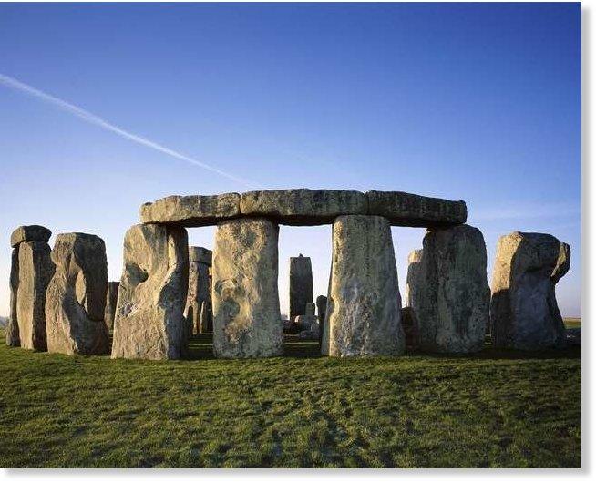stonehenge spiel
