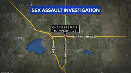 Sex assault investigation