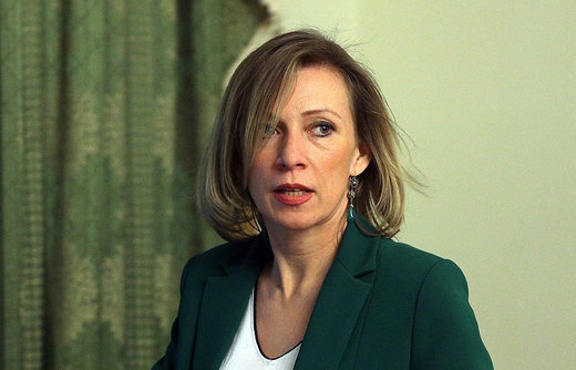 Russian diplomat Zakharova concerned MH17 crash probe results might be censored