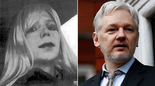 WikiLeaks announces Assange will agree to US extradition in exchange for Manning 'clemency'