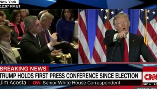 Donald Trump Press Conference