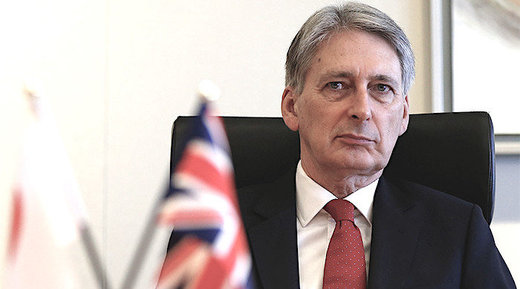 Inside info? Chancellor Philip Hammond invested in tech firm, then it won a large govt grant