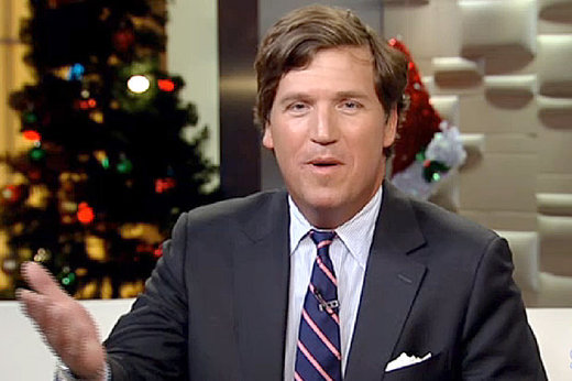 "Tucker Carlson crushes journalist who defends Buzzfeed's ""fake news"" propaganda"