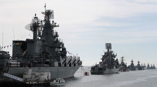 Russian Navy vessels