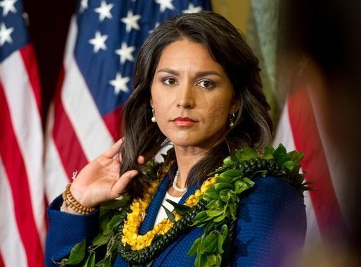 Hawaii Rep. Tulsi Gabbard has a bill to stop the U.S. arming ISIS