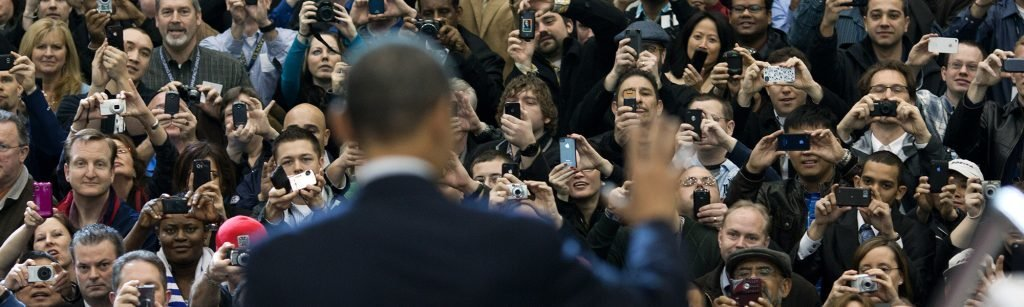using social media as an advantage to barack obamas campaign to presidency Of the use of social media by president obama of the presidency there are important differences between the role of digital media in obama's campaign.