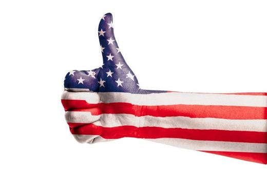 thumbs up America