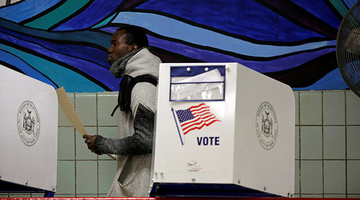 NY elections board illegally purged 117,000 Brooklyn voters - Justice Department lawsuit