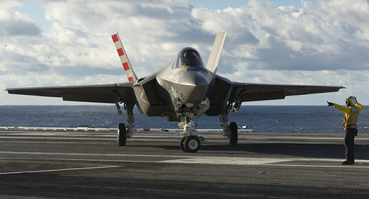 Trump effect: Lockheed Martin to reduce price of F-35 fighter jet in new contract